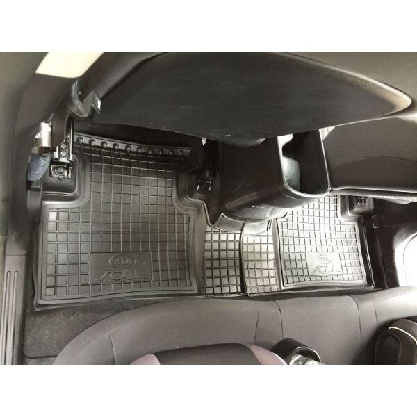 Автомобильные коврики в салон Kia Soul 2014- (Avto-Gumm)