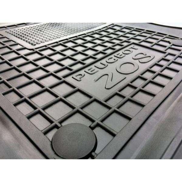 Передние коврики в автомобиль Peugeot 208 2013- (Avto-Gumm)