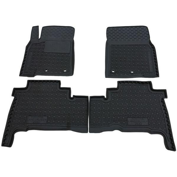 Автомобильные коврики в салон Toyota Land Cruiser 200 2012- (Avto-Gumm)