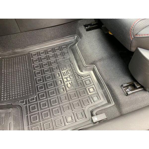 Передние коврики в автомобиль Chery Tiggo 4 2018- (Avto-Gumm)