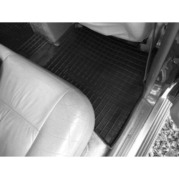 Автомобильные коврики в салон Mitsubishi Pajero Sport 1998-2007 (Avto-Gumm)