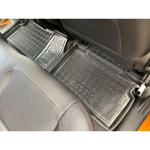 Автомобильные коврики в салон Chery Tiggo 4 2018- (Avto-Gumm)