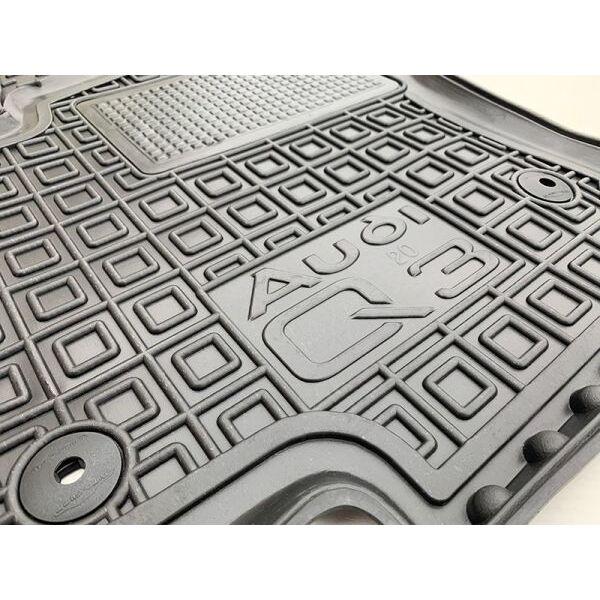 Водительский коврик в салон Audi Q3 2020- (AVTO-Gumm)