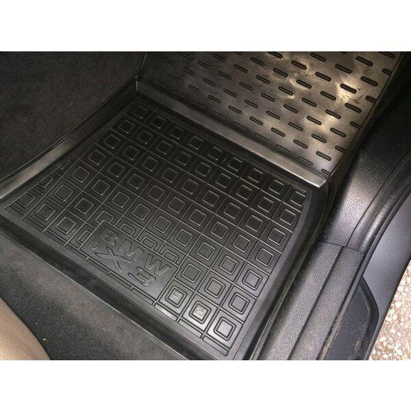 Автомобильные коврики в салон BMW X3 (F25) 2010- (Avto-Gumm)