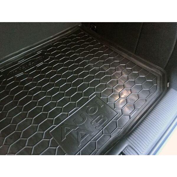 Автомобильный коврик в багажник Audi A3 2012- Sportback (Avto-Gumm)