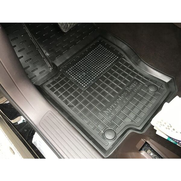 Водительский коврик в салон Mercedes GL (X166) 12-/GLS 14- (Avto-Gumm)