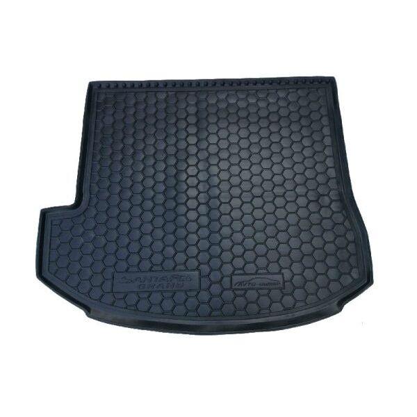 Автомобильный коврик в багажник Hyundai Grand Santa Fe 2013- Top (Avto-Gumm)