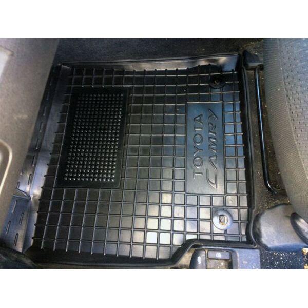 Водительский коврик в салон Toyota Camry 50 2011- (Avto-Gumm)
