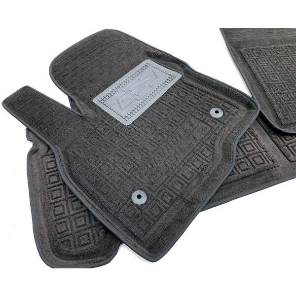 Гибридные коврики в салон Chevrolet Bolt EV 2016- (AVTO-Gumm)