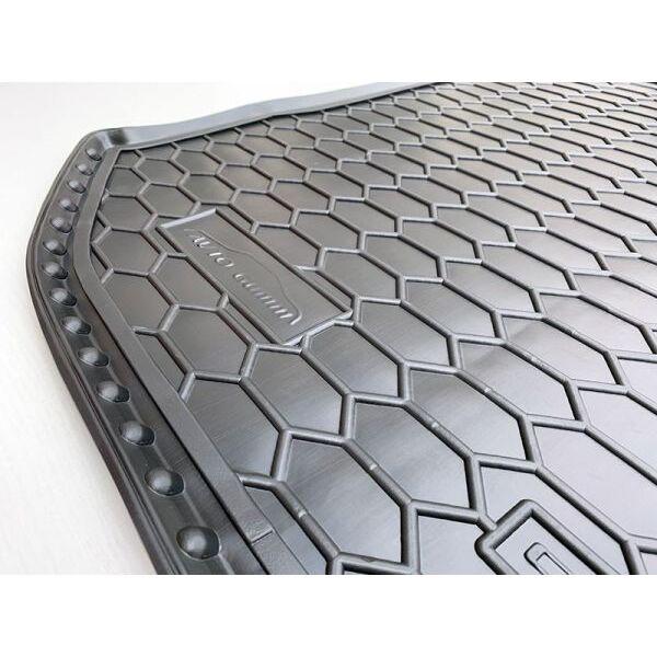 Автомобильный коврик в багажник Jeep Grand Cherokee (WK2) 2010- (Avto-Gumm)