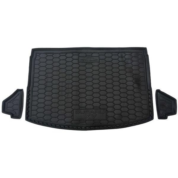 Автомобильный коврик в багажник Subaru XV 2017- (Avto-Gumm)