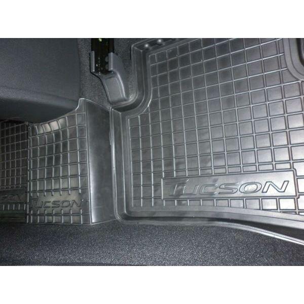 Автомобильные коврики в салон Hyundai Tucson 2016- (Avto-Gumm)