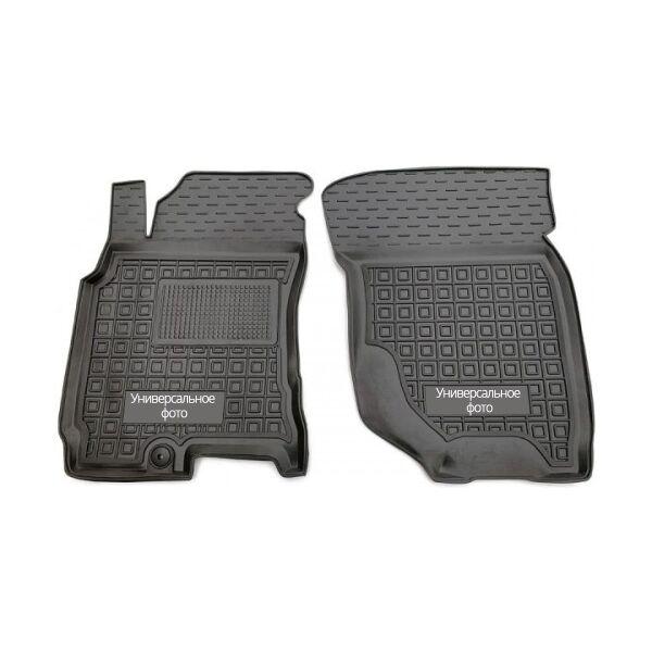 Передние коврики в автомобиль Hyundai Santa Fe 2021- (AVTO-Gumm)