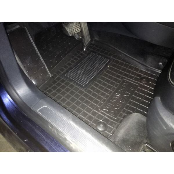 Автомобильные коврики в салон Volkswagen Passat B6/B7 (Avto-Gumm)