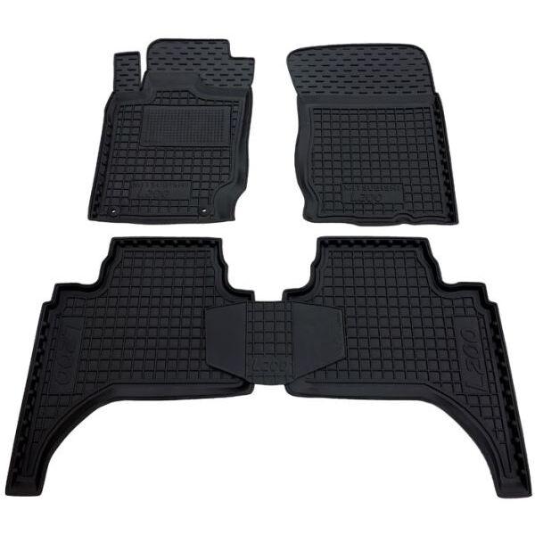 Автомобільні килимки в салон Mitsubishi L200 2006- (араб.) (Avto-Gumm)