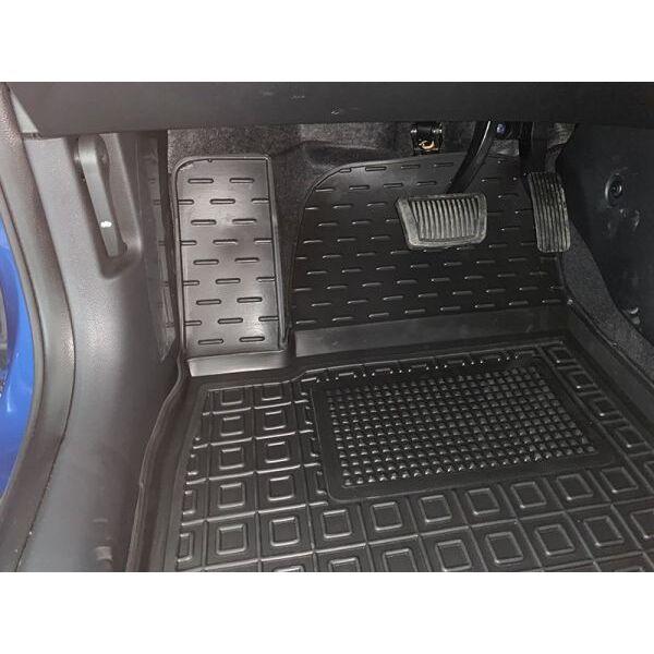 Передние коврики в автомобиль Hyundai Elantra 2016- (Avto-Gumm)
