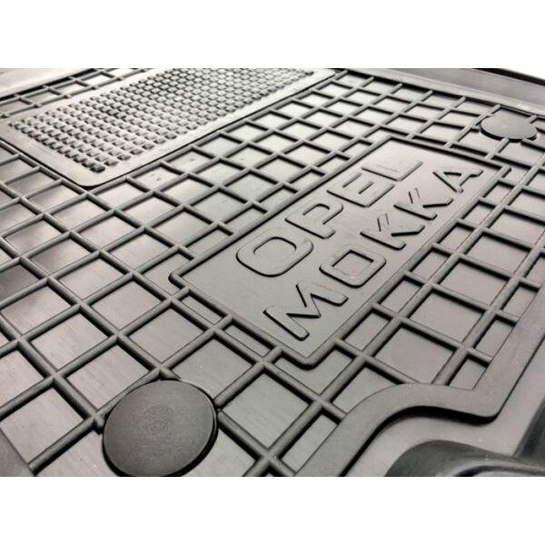 Автомобильные коврики в салон Opel Mokka 2013- (Avto-Gumm)