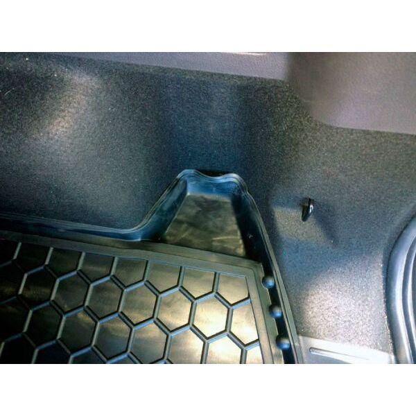 Автомобильный коврик в багажник Ford Kuga 2013- (Avto-Gumm)