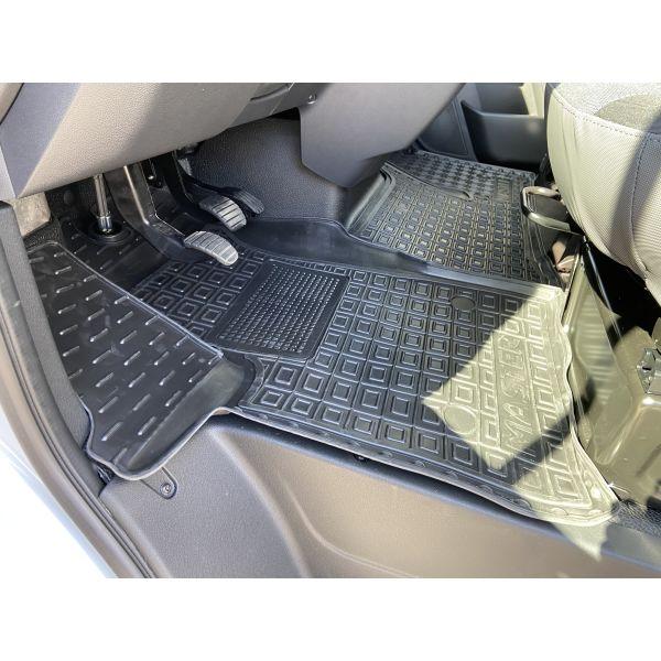 Автомобильные коврики в салон Renault Master 3 2011- передние (Avto-Gumm)
