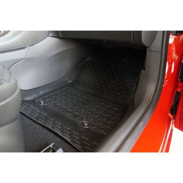 Автомобільні килимки в салон Opel Astra K 2016- (Avto-Gumm)