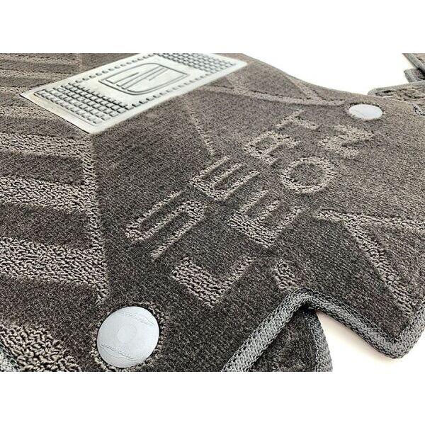 Текстильные коврики в салон Seat Leon 2013- (5 дверей) (AVTO-Tex)