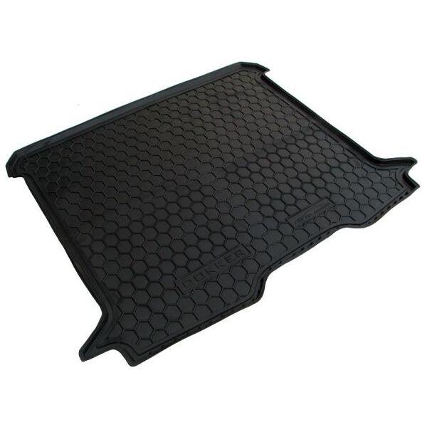 Автомобильный коврик в багажник Renault Dokker 2013- (Avto-Gumm)