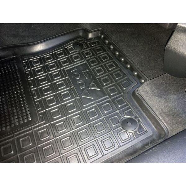Автомобильные коврики в салон Audi A3 2012- (Avto-Gumm)