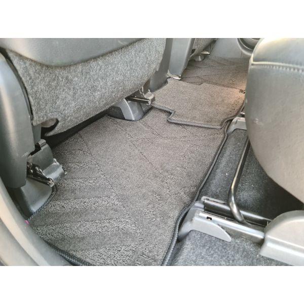 Текстильные коврики в салон Toyota RAV4 2006-2009 (AVTO-Tex)