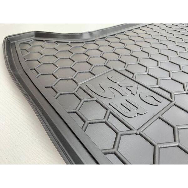 Автомобильный коврик в багажник JAC S3 2014- (Avto-Gumm)