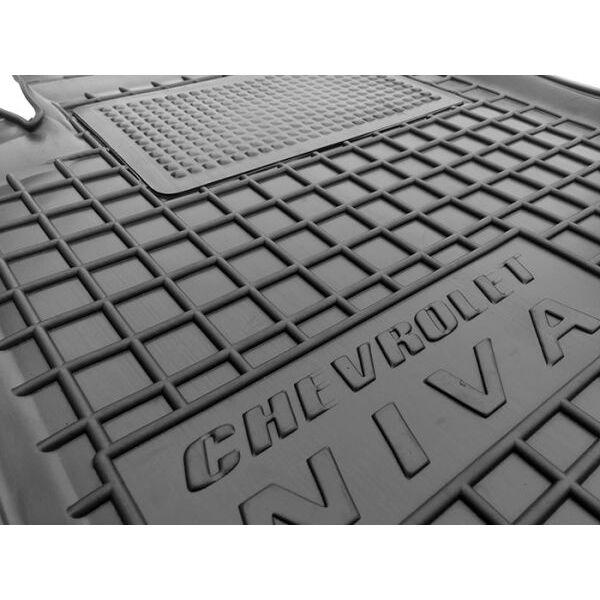 Водительский коврик в салон Chevrolet Niva 2002- (Avto-Gumm)