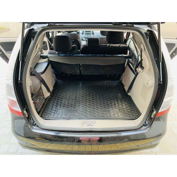 Автомобильный коврик в багажник Mitsubishi Grandis 2003- (удлиненный) (Avto-Gumm)