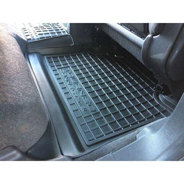 Автомобільні килимки в салон Ford Connect 2013- (короткая база) (Avto-Gumm)