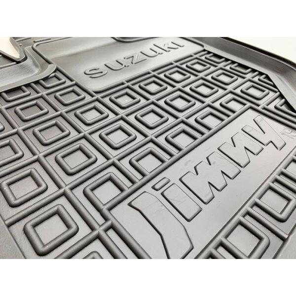 Автомобильные коврики в салон Suzuki Jimny 2019- (Avto-Gumm)