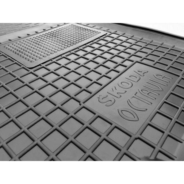 Водительский коврик в салон Skoda Octavia Tour 1996- (Avto-Gumm)