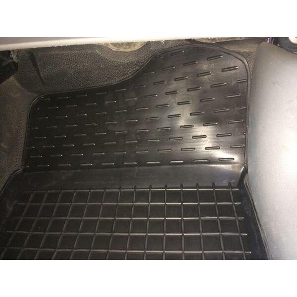 Передние коврики в автомобиль Renault Kangoo 1998- (Avto-Gumm)