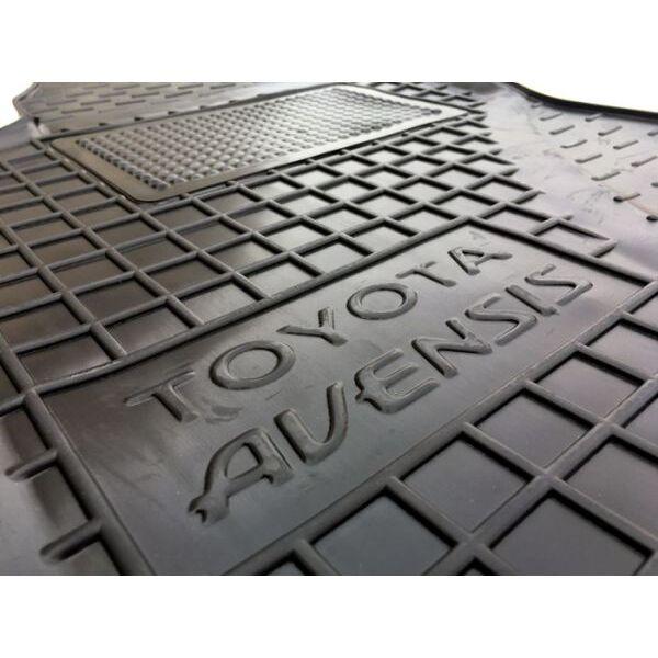 Передние коврики в автомобиль Toyota Avensis 2003-2009 (Avto-Gumm)