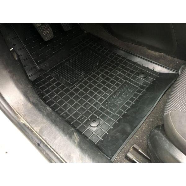 Передние коврики в автомобиль Chevrolet Cruze 2009- (Avto-Gumm)