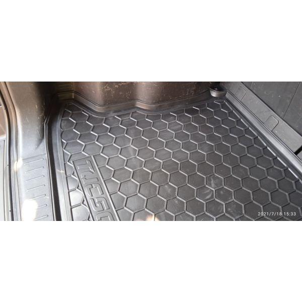 Автомобильный коврик в багажник Hyundai Tucson 2004- (AVTO-Gumm)