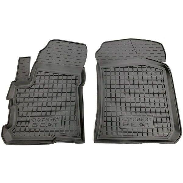 Передні килимки в автомобіль Chery Beat 2011- (Avto-Gumm)
