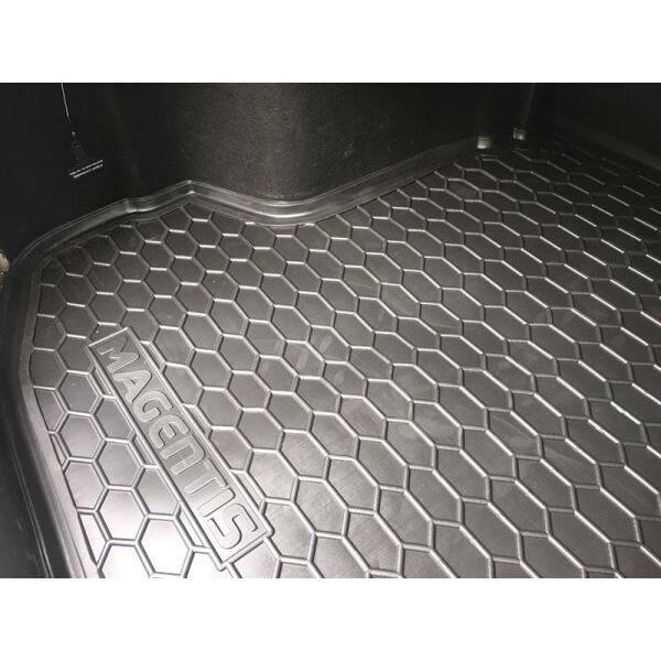 Автомобильный коврик в багажник Kia Magentis 2006- (Avto-Gumm)