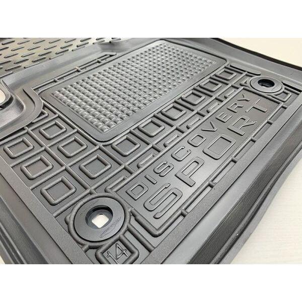 Автомобильные коврики в салон Land Rover Discovery Sport 2018- (Avto-Gumm)