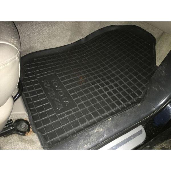 Автомобильные коврики в салон Toyota RAV4 2006-2009 (Avto-Gumm)