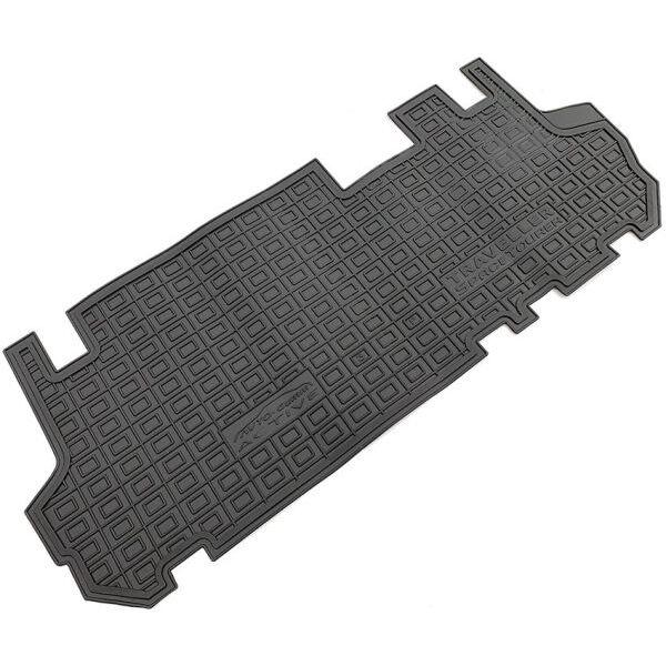 Автомобильные коврики в салон Peugeot Traveller 19-/Citroen SpaceTourer 19- 3-й ряд (Active/L2) (Avto-Gumm)