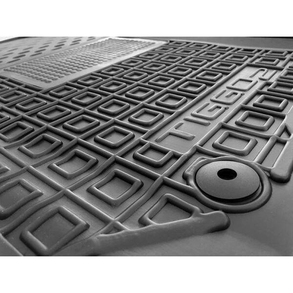 Водительский коврик в салон Chery Tiggo 2 2017- (Avto-Gumm)