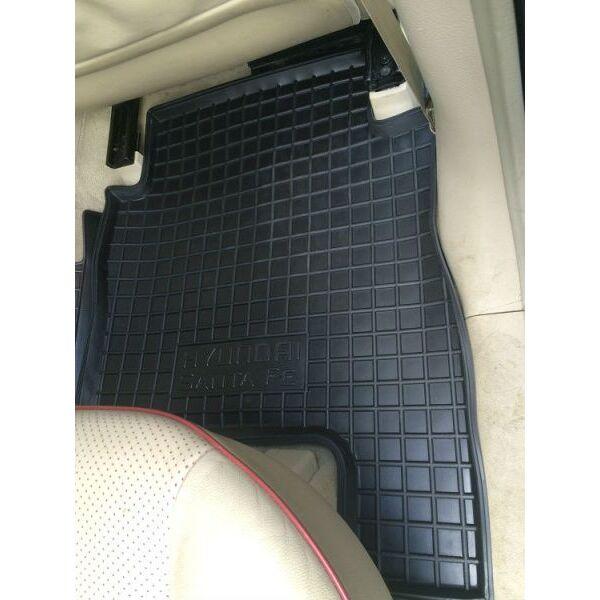 Автомобильные коврики в салон Hyundai Santa Fe 2006-2010 (Avto-Gumm)