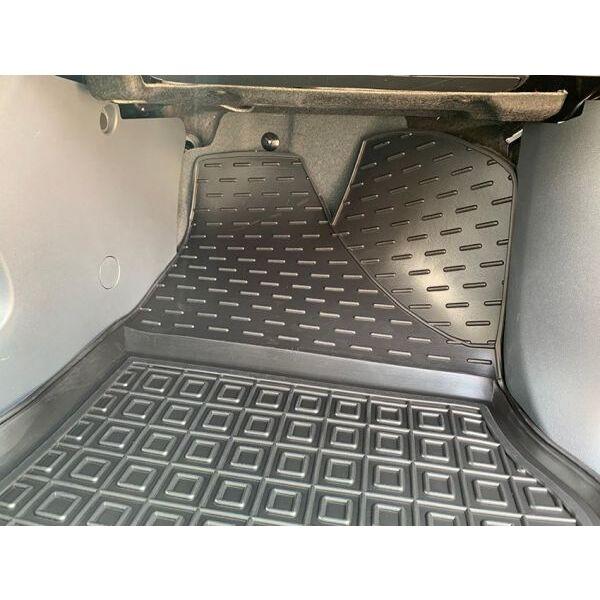 Автомобильные коврики в салон Chevrolet Bolt EV 2016- (Avto-Gumm)