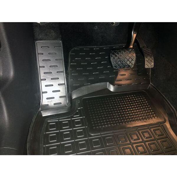 Автомобильные коврики в салон Skoda Kodiaq 2017- 5 мест (Avto-Gumm)