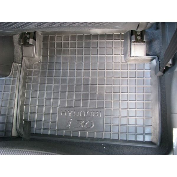 Автомобильные коврики в салон Hyundai i30 2012- (Avto-Gumm)