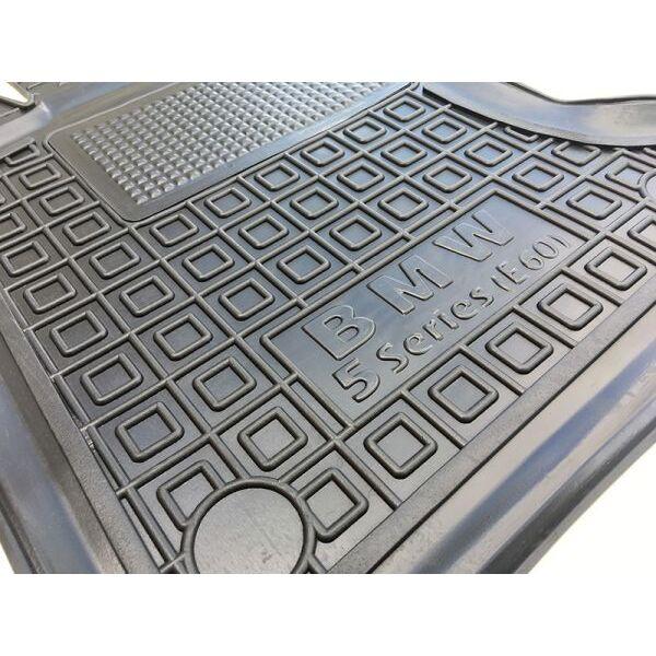 Автомобильные коврики в салон BMW 5 (E60) 2003-2010 (Avto-Gumm)