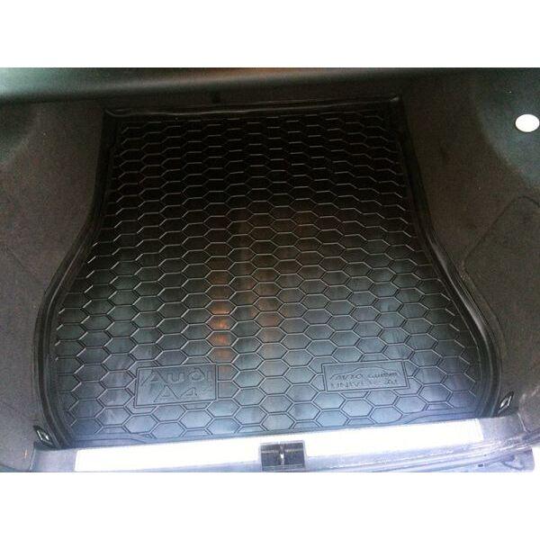 Автомобильный коврик в багажник Audi A4 (B5) 1994- Universal (Avto-Gumm)